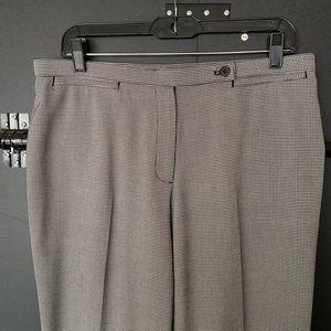 Houndstooth dress pants